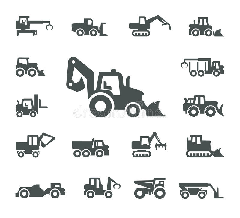 Free Construction Equipment Royalty Free Stock Photo - 34992395