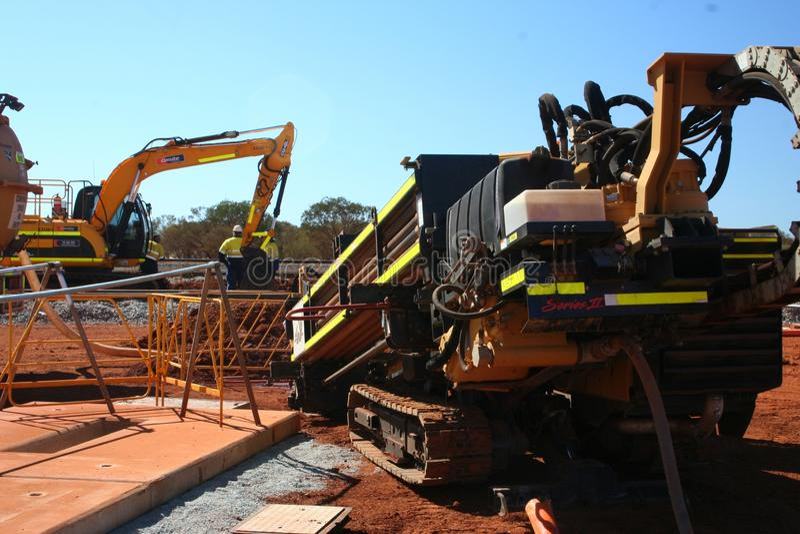 Construction Equipment, Construction, Vehicle, Crane stock images