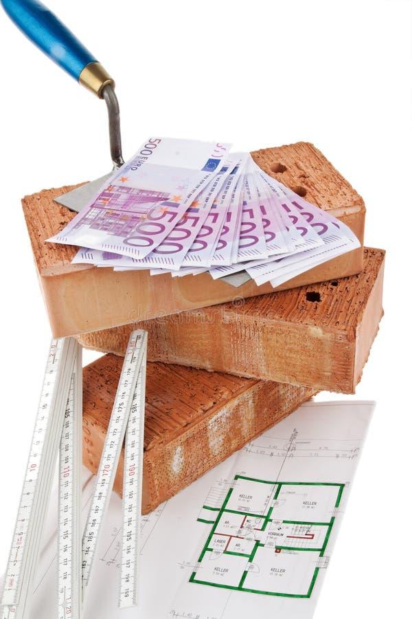 Construction, financing, building societies. Brick
