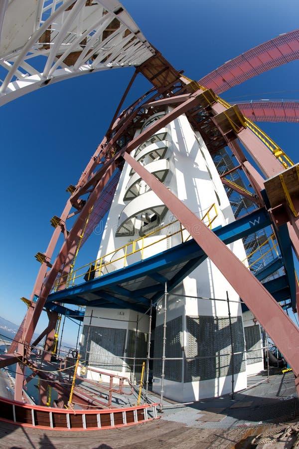 Download Construction Framing On The Bay Bridge Stock Image - Image: 21155823