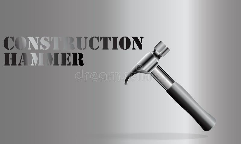 Construction Hammer royalty free stock photos