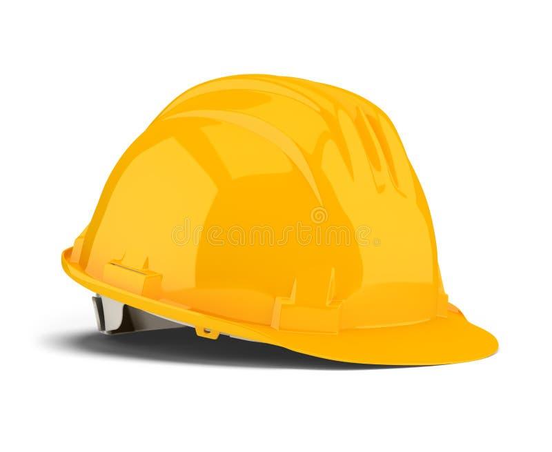 Download Construction helmet stock illustration. Illustration of render - 86724013