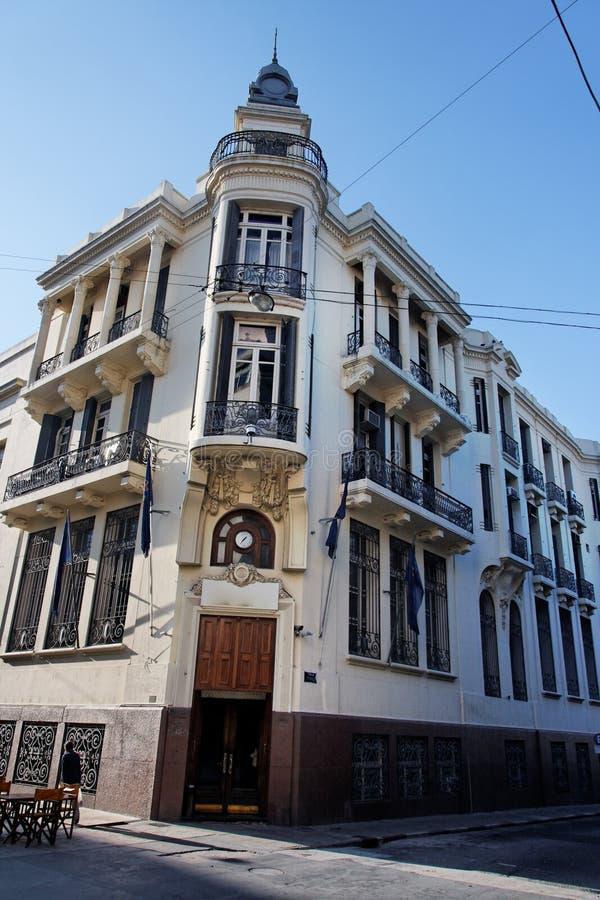 Construction Historique à Montevideo Photo libre de droits