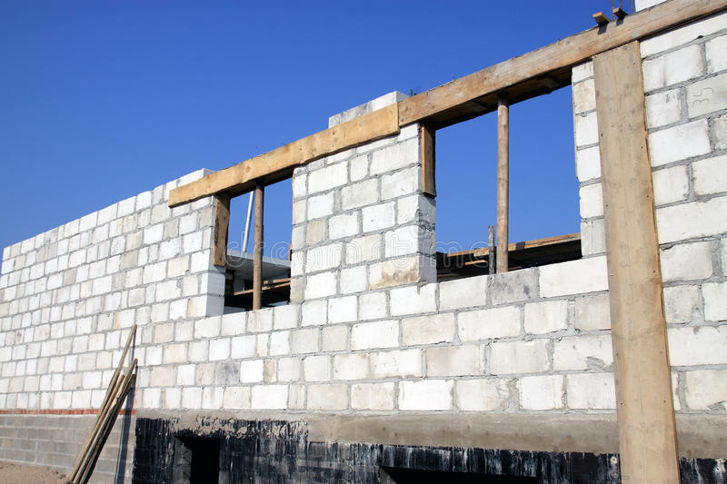 Download Construction Of House Royalty Free Stock Images - Image: 20933309