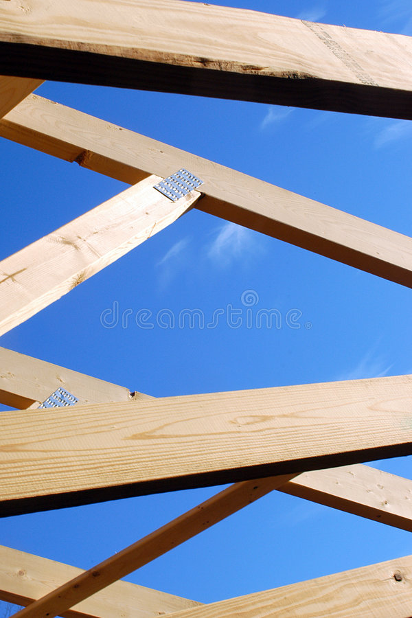Download Construction of a house stock photo. Image of architecture - 47422