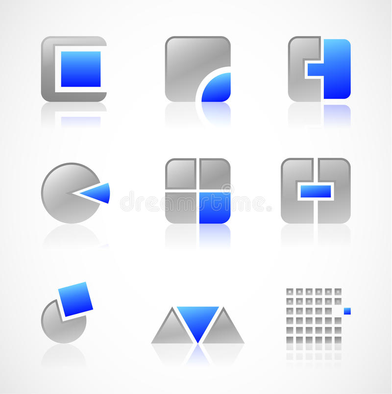 Download Construction Icons Inspiration For Your Logo Stock Illustration - Image: 25898896