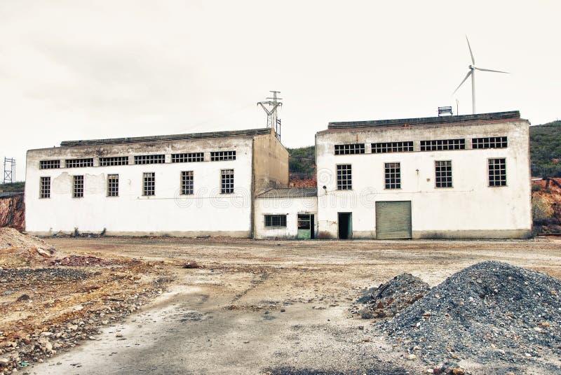 Construction industrielle image libre de droits