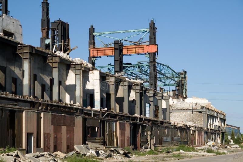 Construction industrielle photos libres de droits