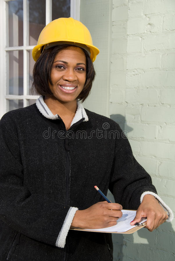 Download Construction Inspector Royalty Free Stock Photo - Image: 13153115