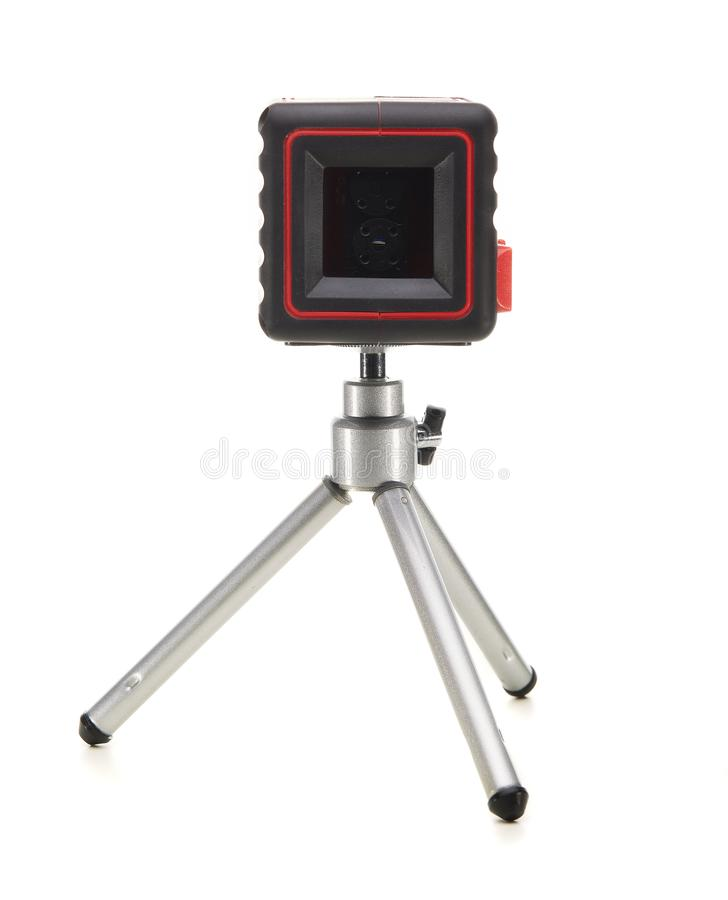 Construction laser level royalty free stock images