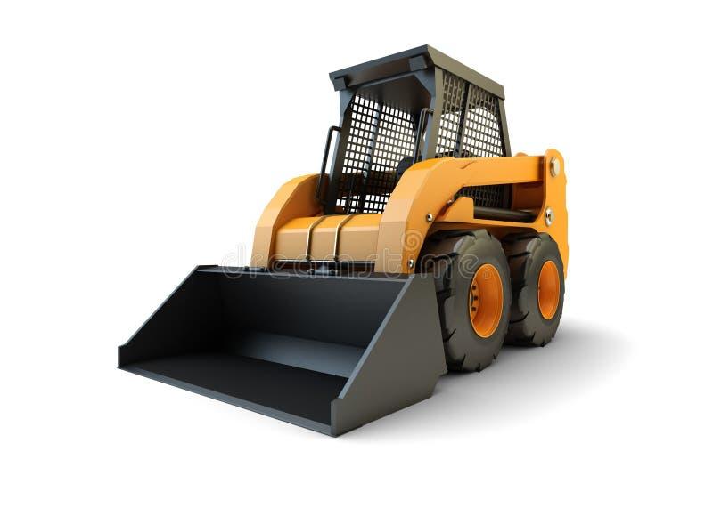 Construction Loading Vehicle Royalty Free Stock Photo