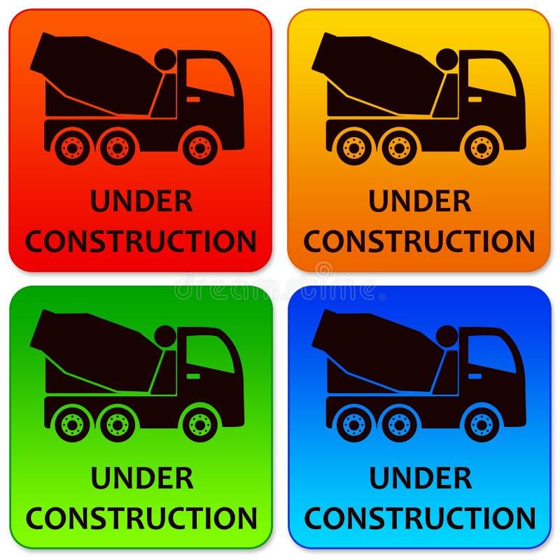 Construction Logos Royalty Free Stock Image