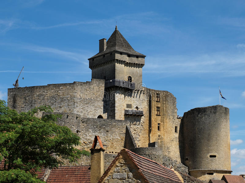 Construction Of The Middle Ages Royalty Free Stock Image