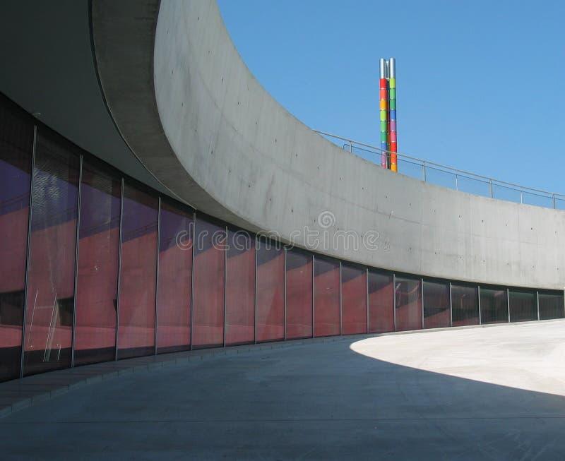 Construction moderne image libre de droits