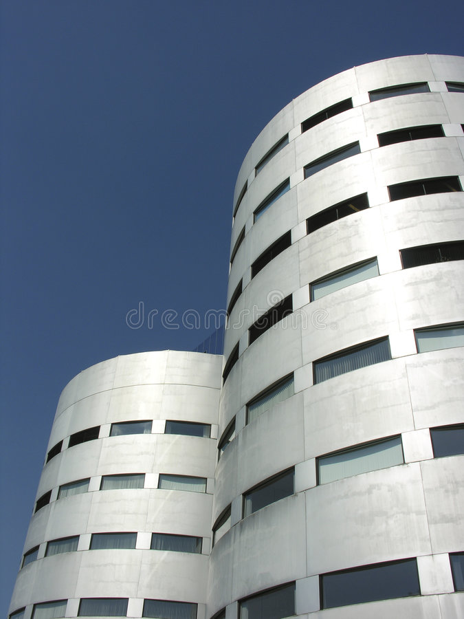 Construction moderne photographie stock