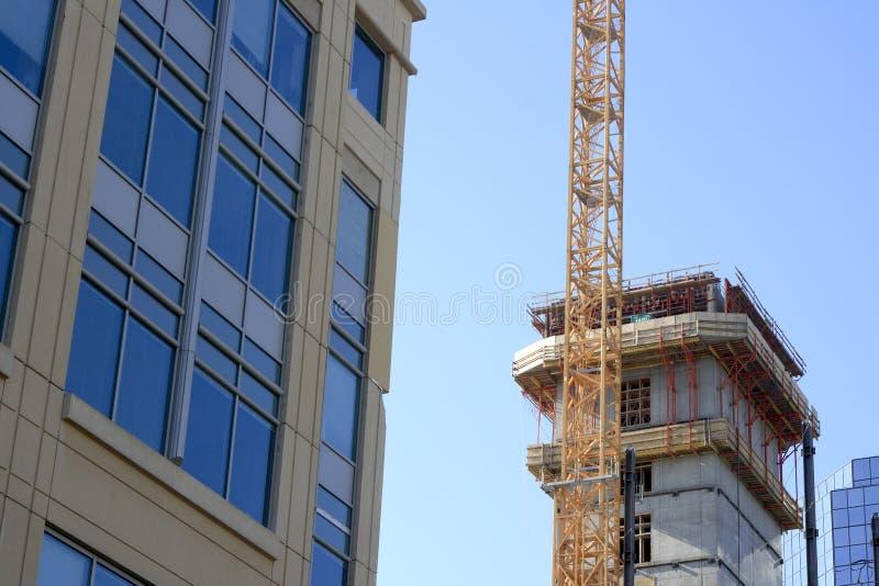 Construction moderne images libres de droits
