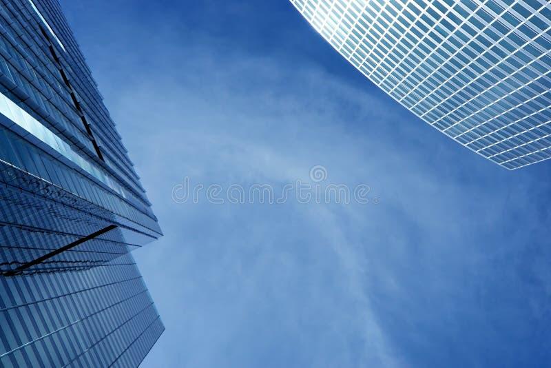 Construction moderne photos libres de droits