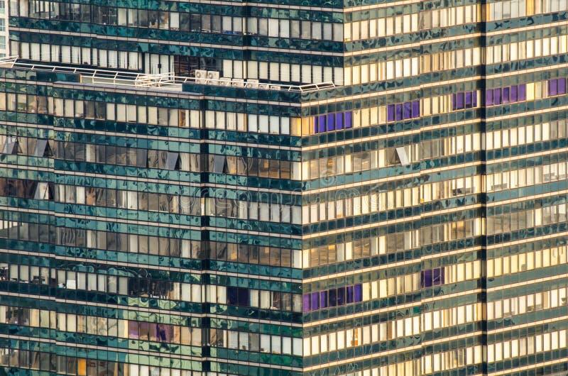 Construction Moderne De Configuration Photographie stock libre de droits