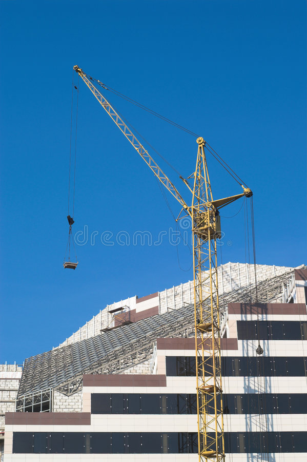 Download Construction Of New City Build Stock Photo - Image: 2287450