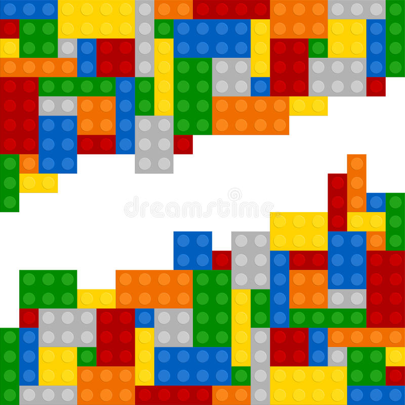 Download Construction Plates Background Stock Vector - Image: 25853273