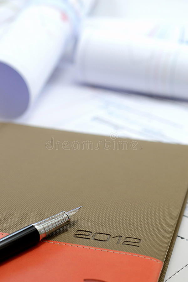Download Construction Project Drawings Stock Image - Image: 23005013