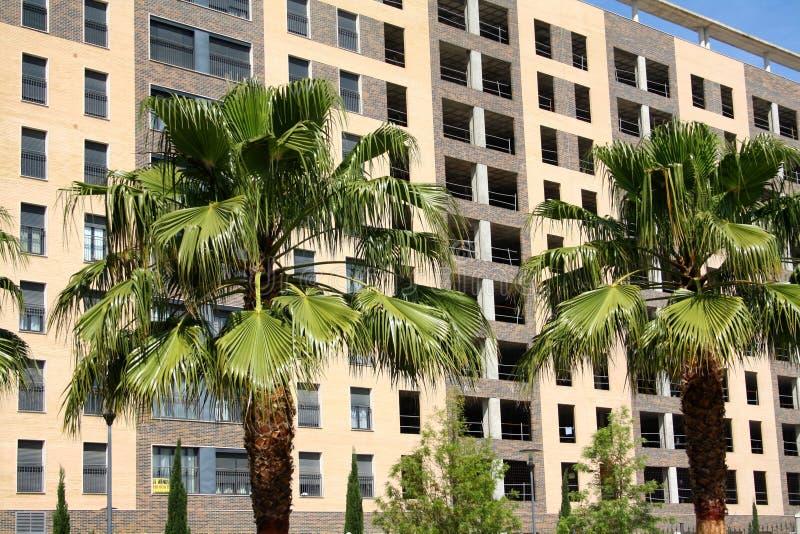 Construction résidentielle image stock