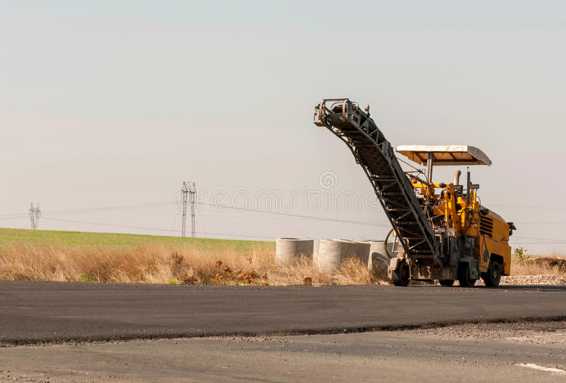 Download Construction And Repair Of Roads And Highways Stock Image - Image: 27125893