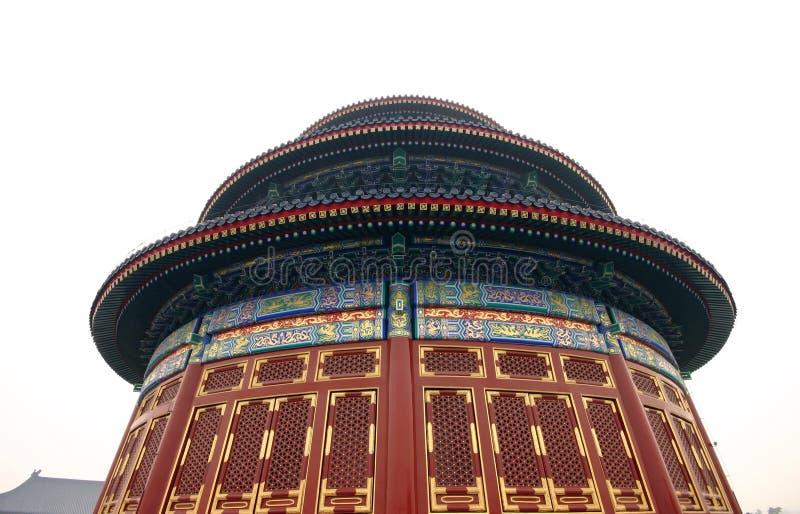 Construction ronde chinoise photos libres de droits