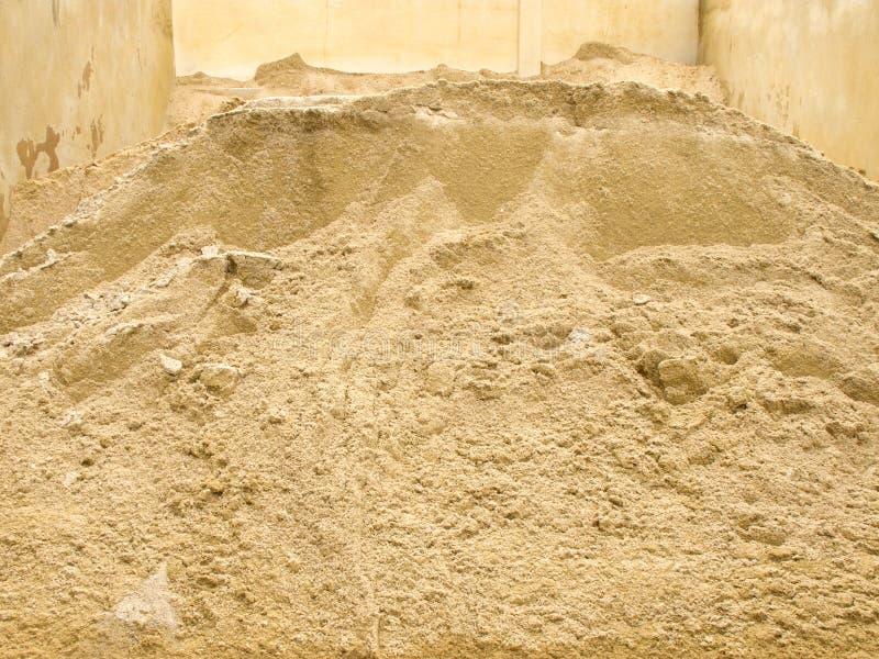 Download Construction sand stock image. Image of dirt, development - 26842153