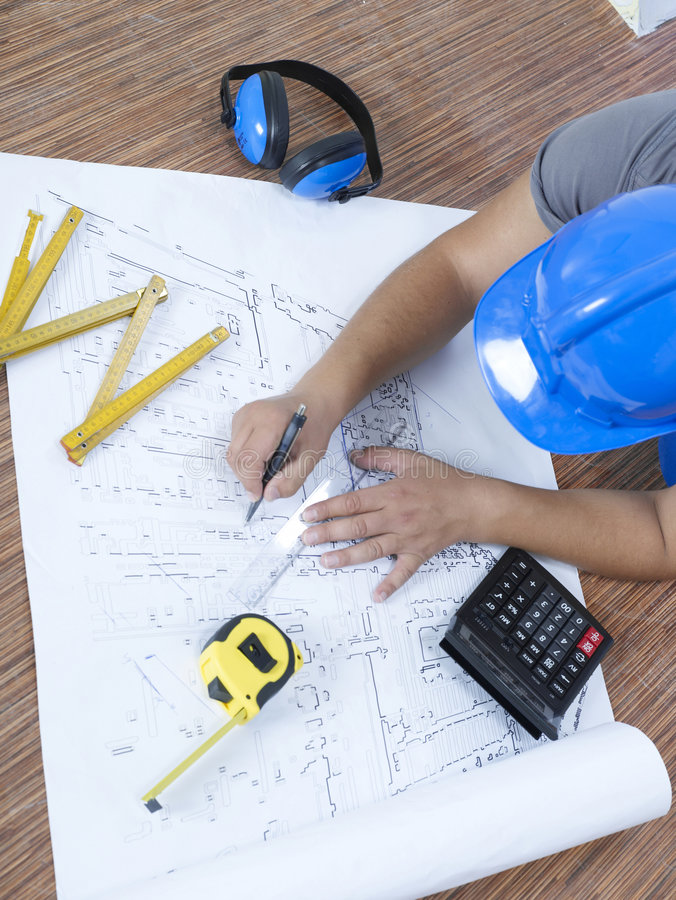 Download Construction series stock photo. Image of contractor, house - 4128732