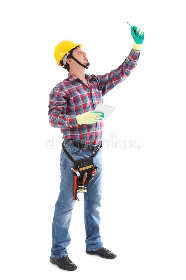 Construction Series royalty free stock image