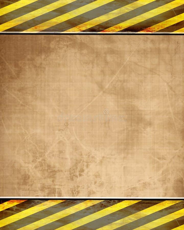 Construction sign vector illustration