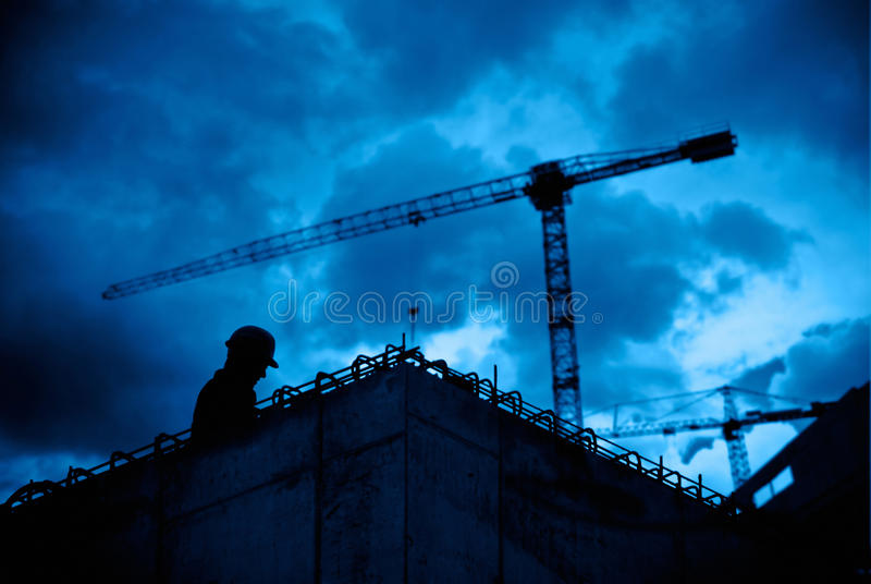 Download Construction site stock photo. Image of site, industrial - 12531626