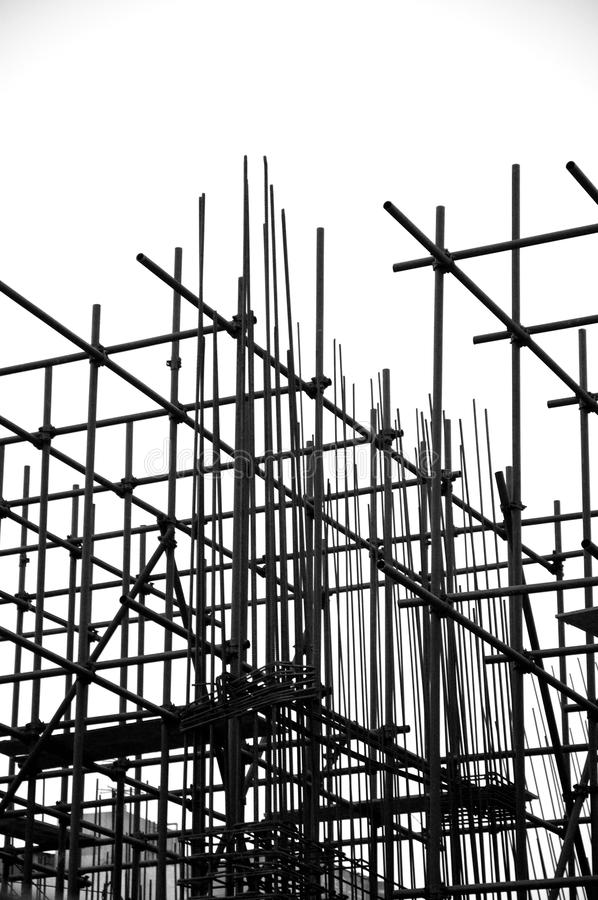 Download Construction site stock photo. Image of industrial, make - 13445692