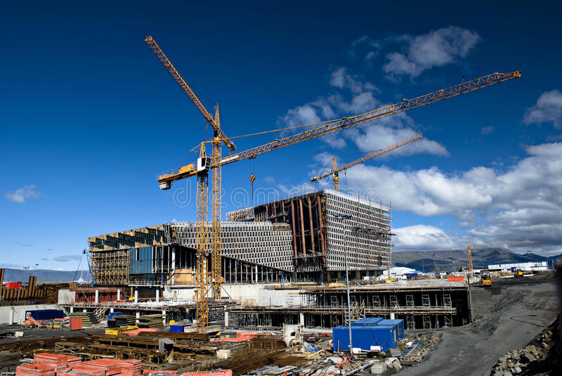 Download Construction site stock image. Image of challenge, unconventional - 15779771