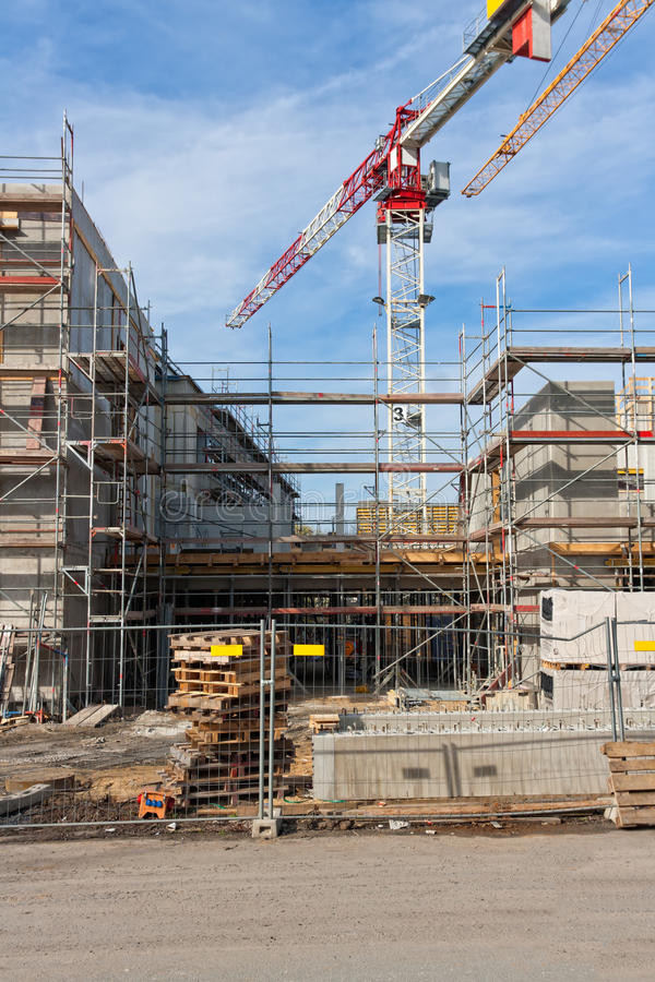 Download Construction Site Stock Image - Image: 21079111