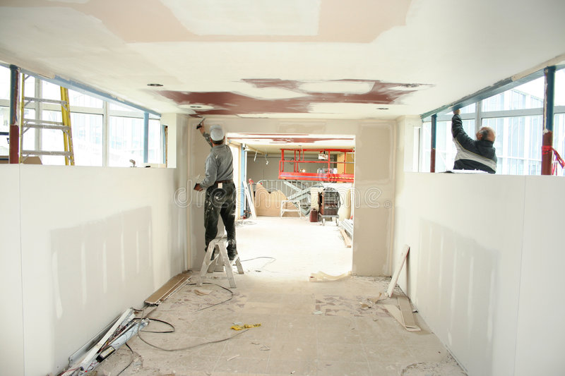 Download Construction site stock image. Image of renovation, build - 2234583