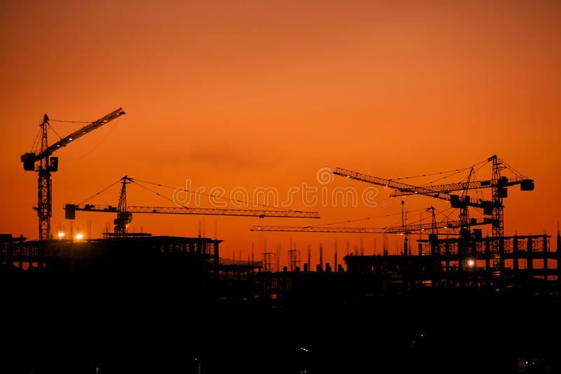 Download Construction Site stock image. Image of construction - 28768177