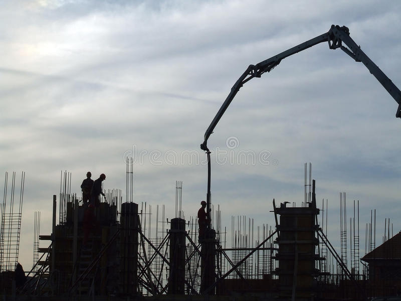 Download Construction site stock image. Image of built, construction - 29488727