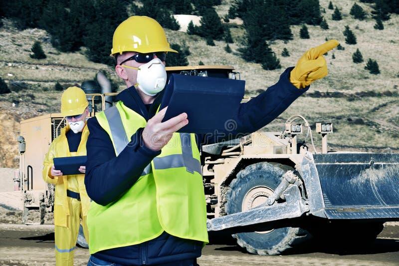 Download Construction Site stock image. Image of businessman, contractors - 38023527