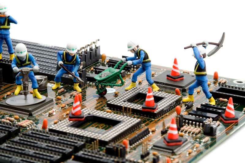 Download Construction site stock photo. Image of workers, repair - 6300234