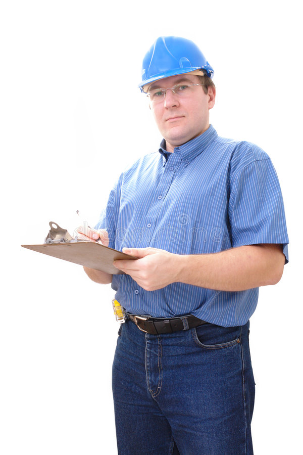 Download Construction site manager stock image. Image of industry - 1911113