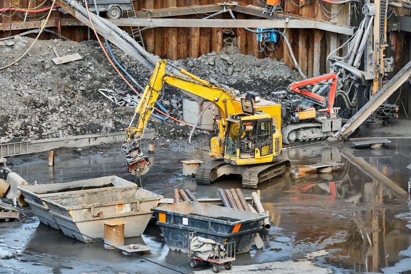 Kerusakan kondisi site