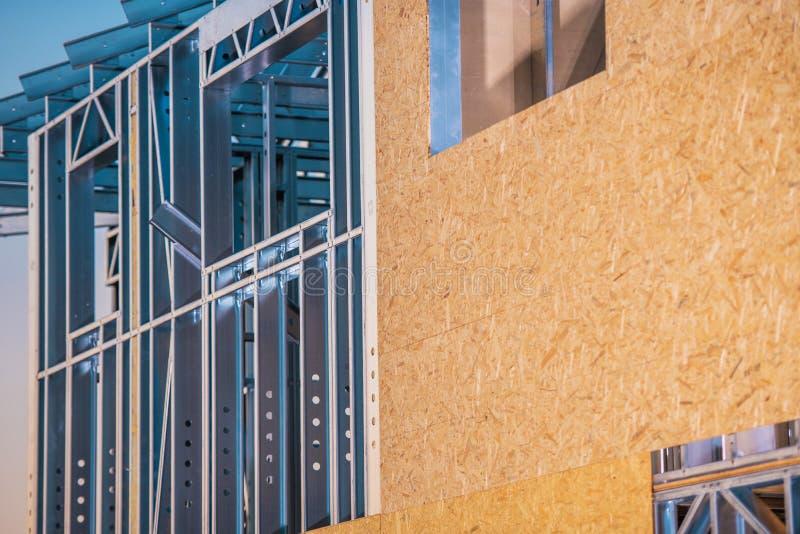Construction squelettique de cadre photos stock