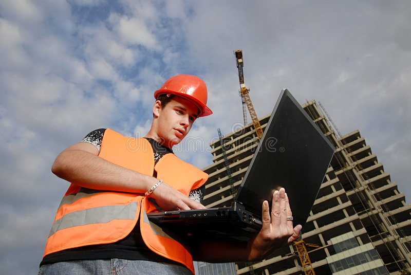 Download Construction supervisor stock photo. Image of architect - 2688536