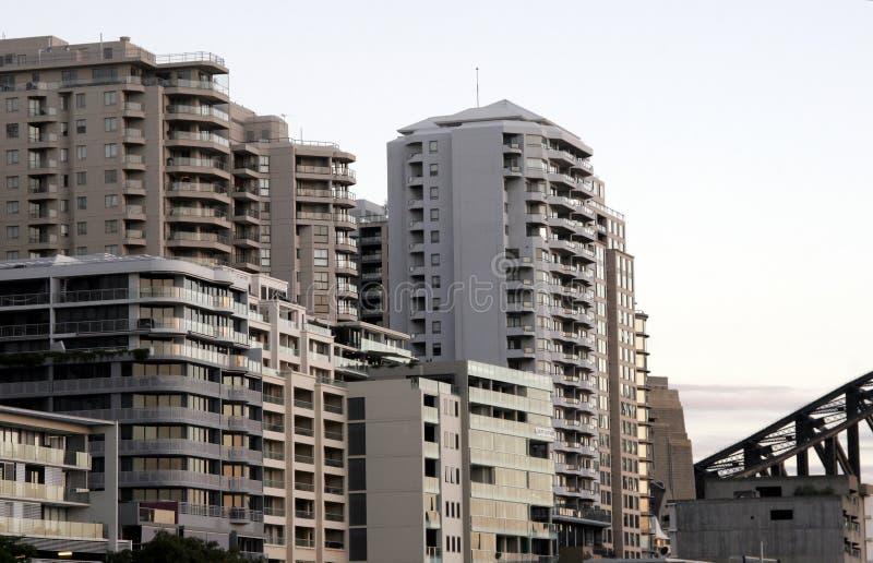 construction urbaine image stock