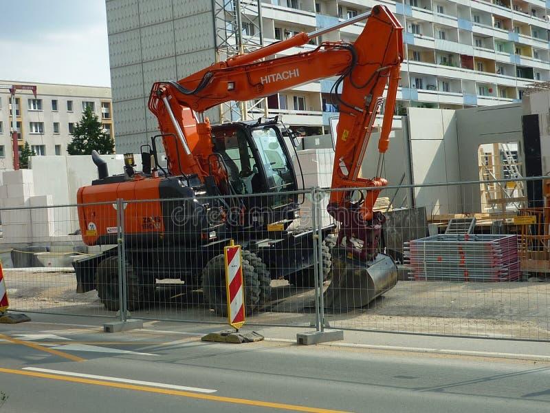 Construction, Vehicle, Construction Equipment, Crane royalty free stock photo