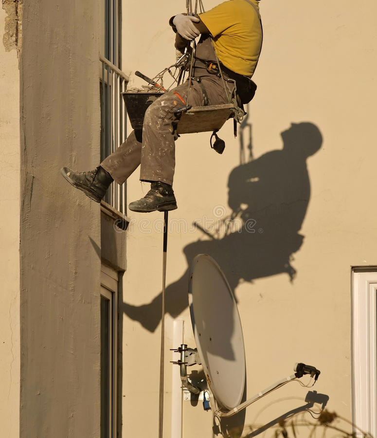 Free Construction Worker 1 Royalty Free Stock Images - 30530859