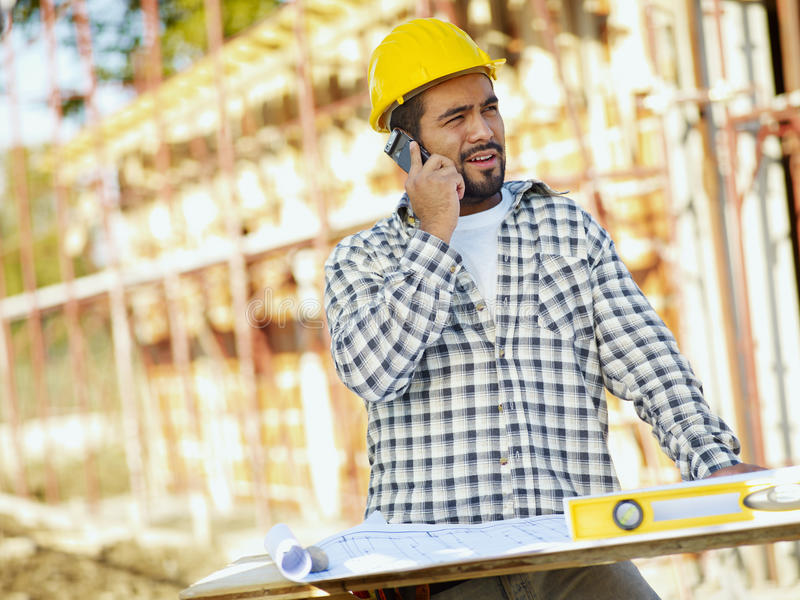 Download Construction Worker Royalty Free Stock Images - Image: 11574069