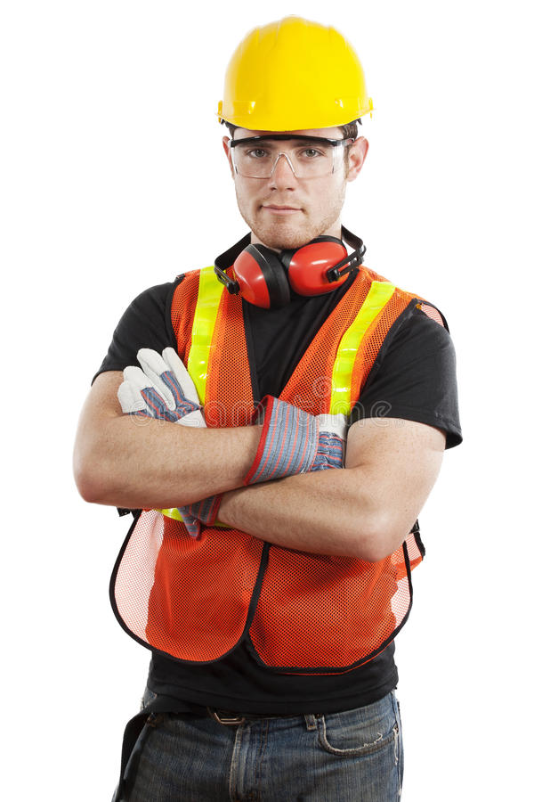 Free Construction Worker Stock Images - 18075094